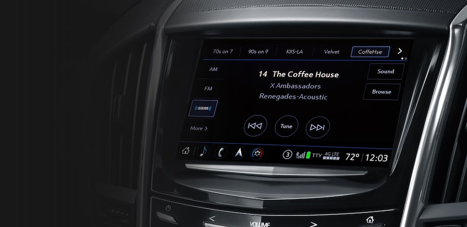 Cadillac User Experience