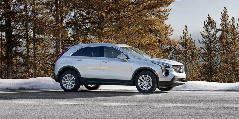 Cadillac XT4 Suspension