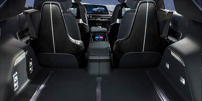 Cadillac LYRIQ EV Interior Gallery - Cargo Space